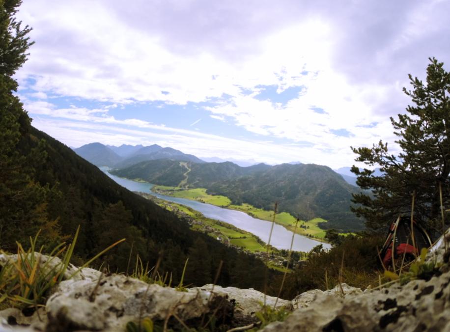 weissensee-mountainbike-bikefex-pedalritterinnen-mountainbikeguide-kaernten-austria-weissewand-panorama